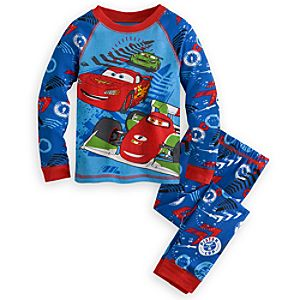 Cars PJ Pal for Boys - Blue