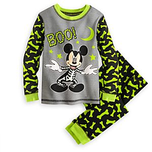 Mickey Mouse Halloween PJ Pal for Boys