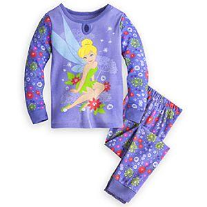 Tinker Bell PJ Pal for Girls