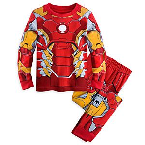 Iron Man Costume PJ PALS for Boys - Marvels Avengers: Age of Ultron
