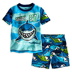 Bruce PJ Pal for Boys - Finding Nemo