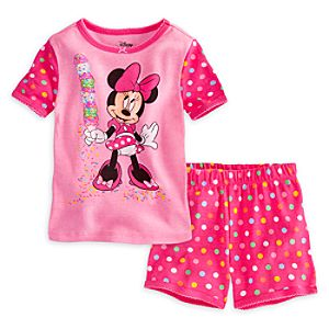 Minnie Mouse PJ Pal for Girls