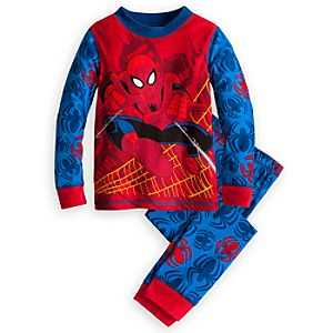 Ultimate Spider-Man PJ Pal for Boys