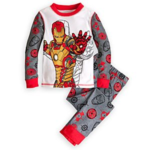 Iron Man 3 PJ Pal for Boys