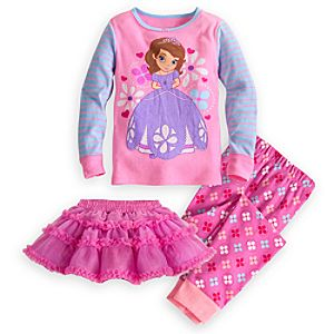Sofia Deluxe PJ Pal for Girls