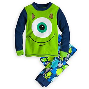 Mike Wazowski PJ Pal for Boys - Monsters University