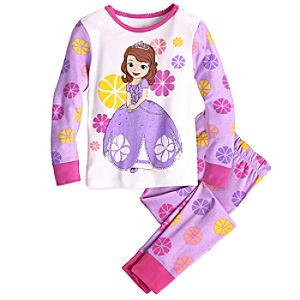 Sofia the First PJ Pal for Girls