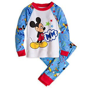 Mickey Mouse and Donald Duck PJ Pal for Boys