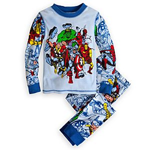 Marvel Heroes PJ Pal for Boys