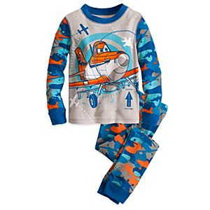 Dusty PJ Pal for Boys - Planes