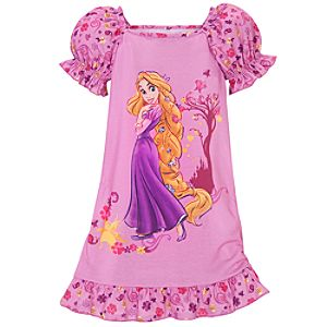Tangled Rapunzel Nightshirt for Girls
