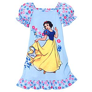 Songbird Snow White Nightshirt for Girls