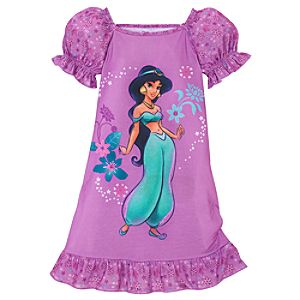 Princess Jasmine Nightshirt for Girls