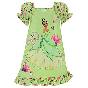 Princess Tiana Nightshirt for Girls