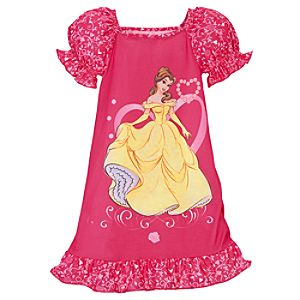 Pink Belle Nightshirt for Girls