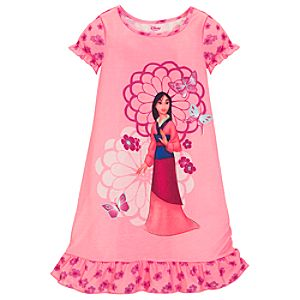 Mulan Nightshirt for Girls