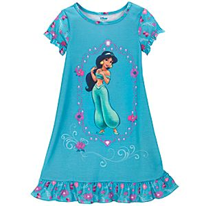 Jasmine Nightshirt for Girls