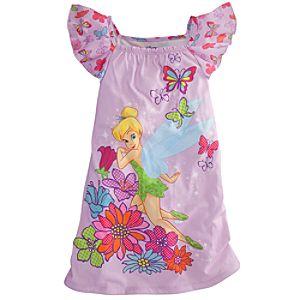 Tinker Bell Nightshirt for Girls