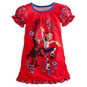 Toy Story Jessie Nightshirt for Girls