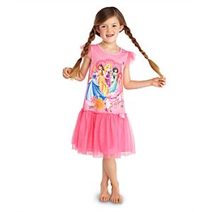 Disney Princess Nightshirt Tutu for Girls