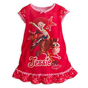 Jessie Nightshirt for Girls
