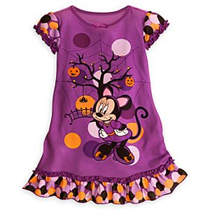 Minnie Mouse Halloween Nightshirt for Girls
