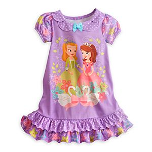 Sofia the First Nightshirt for Girls