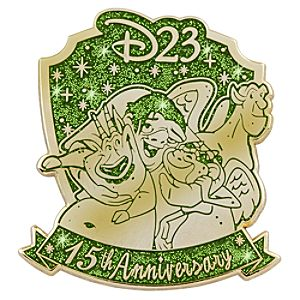 D23 Membership Exclusive 15th Anniversary The Hunchback of Notre Dame Pin -- Limited Edition of 250