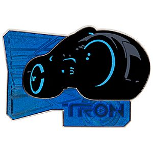 Tron: Legacy Lightcycle Pin