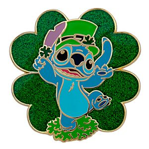 St Patricks Day Stitch Pin