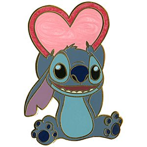 Heart Stitch Pin
