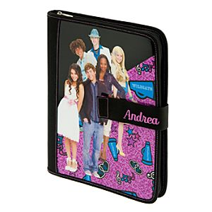 Personalized High School Musical Binder