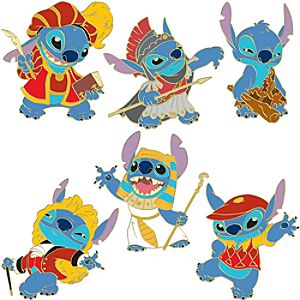 Stitch in Time Stitch Pin Set -- 6-Pc.