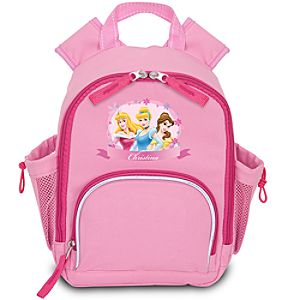 Personalized Disney Princess Backpack for Preschoolers