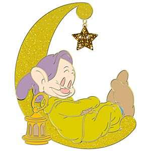 Midsummers Nap Series Dopey Pin