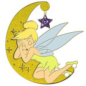Midsummers Nap Series Tinker Bell Pin