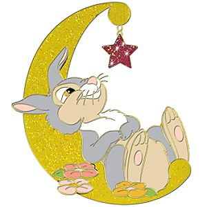 Midsummers Nap Series Thumper Pin