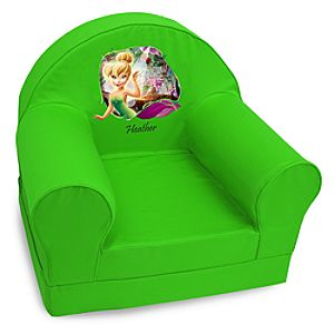 Personalized Tinker Bell Armchair for Kids