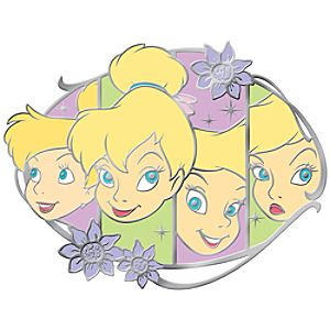 Many Faces of Disney Series Tinker Bell Pin