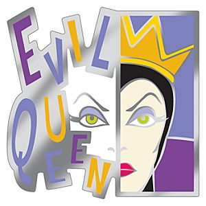 Modern Art Series Evil Queen Pin