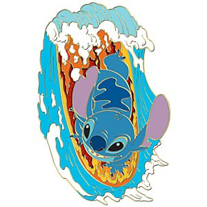 Ink Art Series Stitch Pin