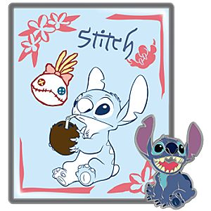 Picture Art Series Stitch Pin