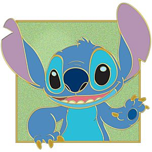 Portrait Series Stitch Pin