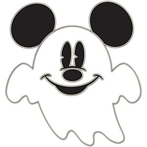 Ghost Series Mickey Mouse Pin