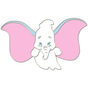 Ghost Series Dumbo Pin