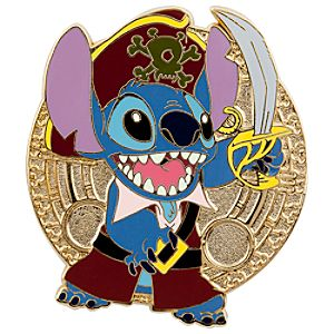 Pirate Series Stitch Pin