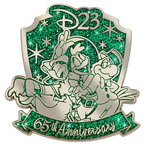 D23 Membership Exclusive Three Caballeros 65th Anniversary Pin
