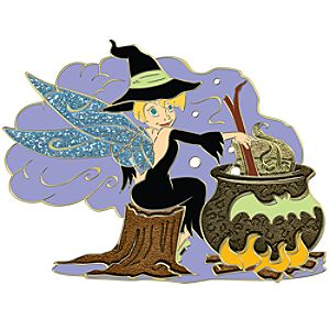 Costume Series Tinker Bell Pin -- Witch