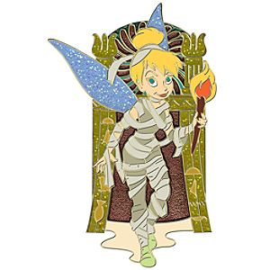 Costume Series Tinker Bell Pin -- Mummy