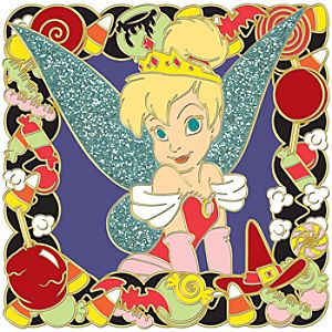 I Want Candy Series Tinker Bell Pin